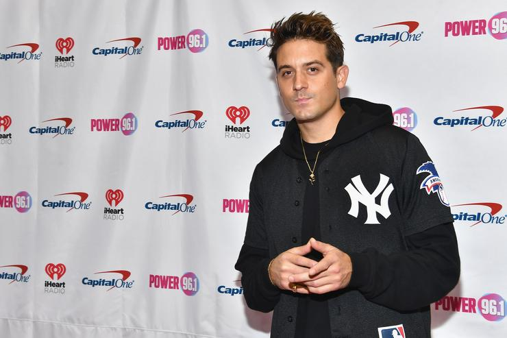 """G-Eazy Shows Love To His Mom, His """"Heart & Queen"""" Music"""