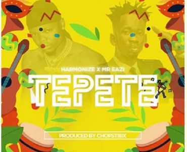 Harmonize-–-Tepete-ft.-Mr-Eazi