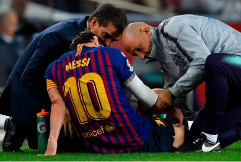 Lionel Messi Set To Miss Real Madrid Clash With Injury Music