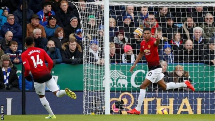 [Match Highlight] Leicester City 0 – 1 Manchester United Music