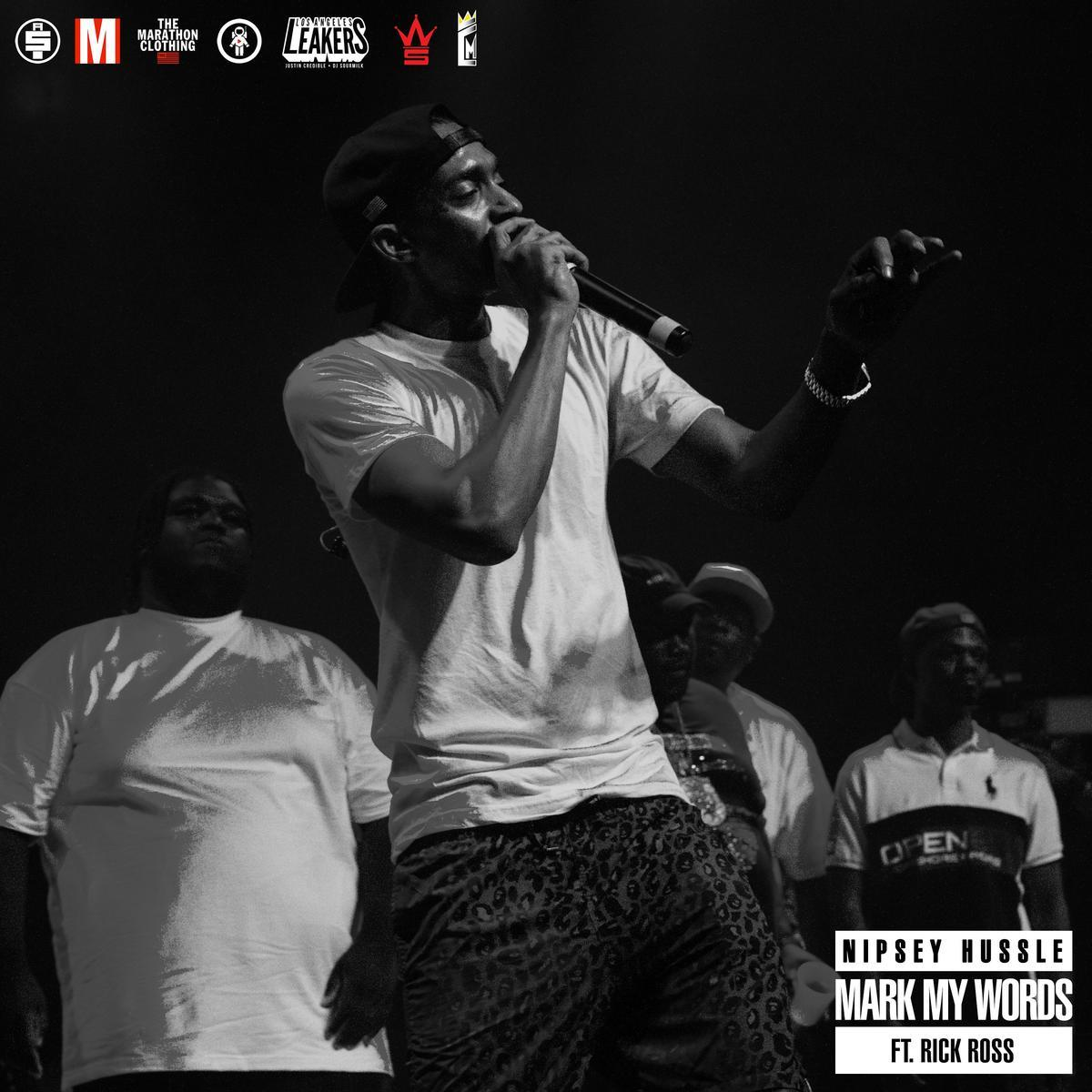 Nipsey Hussle – Mark My Words Feat  Rick Ross Music Mp3 Download