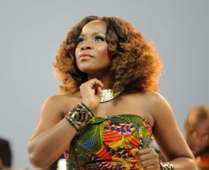 Omawumi Reveals The Special Ritual She Performs Every Time Before Going On Stage Music