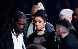 Offset's Baby Mom Shya L'amour Credits Cardi B With Helping Him Grow