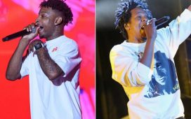 21 Savage Says Jay-Z Is the Greatest Rapper Ever