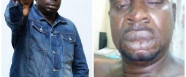 Fake Soldier Who Manhandled Baba Fryo Arrested By The Nigerian Army