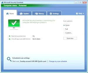 Microsoft Security Essentials Download Free