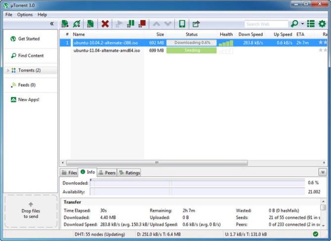 uTorrent Download Free