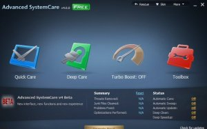 Advanced SystemCare Download Free