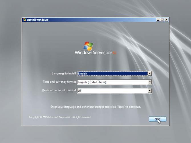 How to Install Windows Server 2008 R2 as Workstation