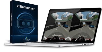 vrBackupper 1.0 Free Download Backup Restore Oculus