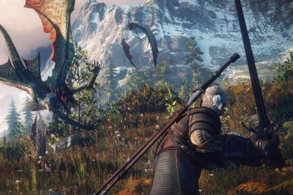 The Witcher 3 Wild Hunt is a fantasy world