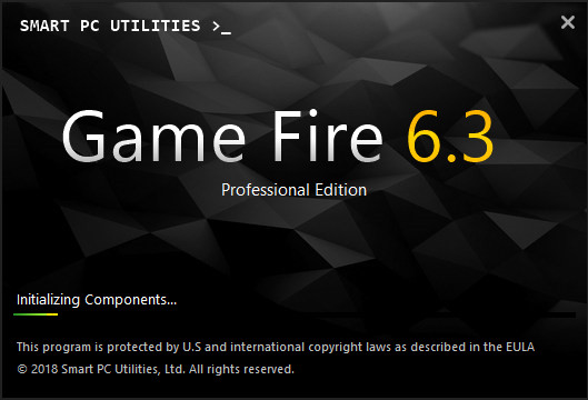 Game Booster Game fire Pro 6 Smart PC Utilities