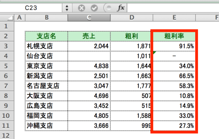 Excelエクセル IF関数 空白5