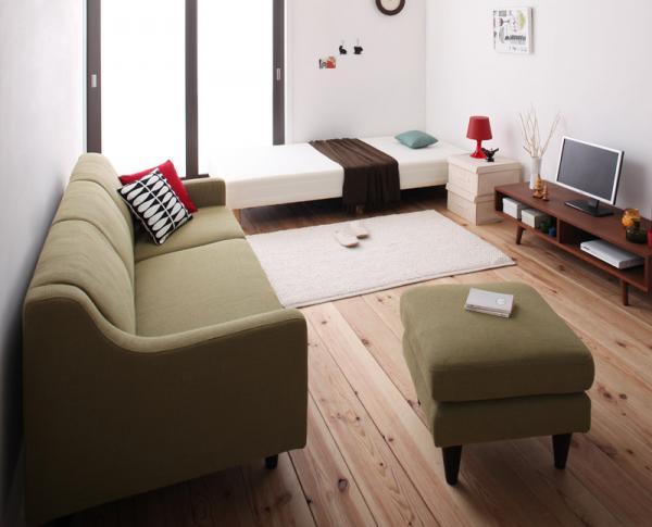 一人暮らし 家具 配置 6畳