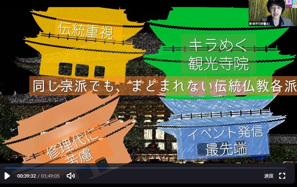 日本の伝統仏教各派はバラバラ