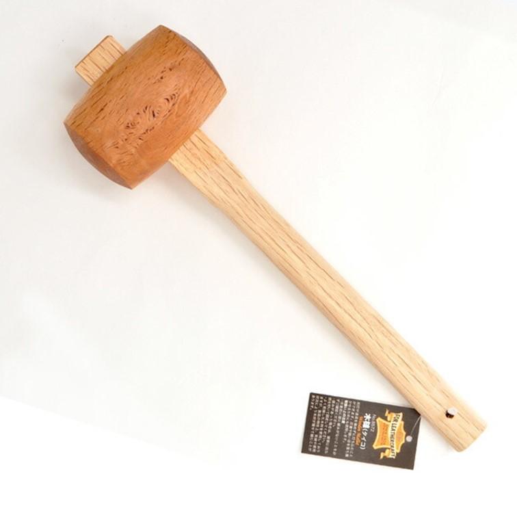 レザークラフト用木槌の画像