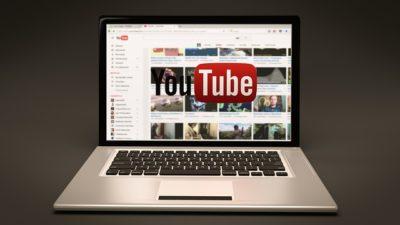 YouTubeをパソコンで見よう