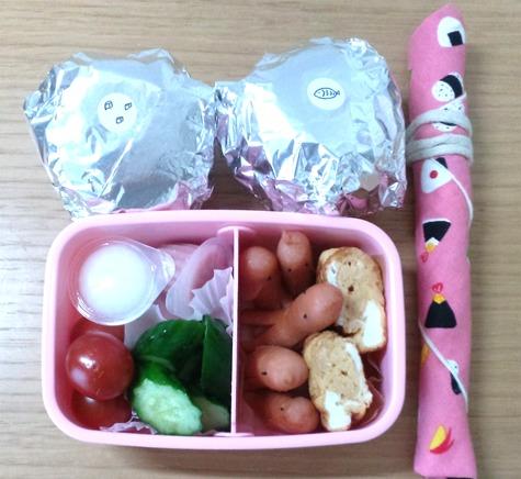 小学6年生年生のお弁当