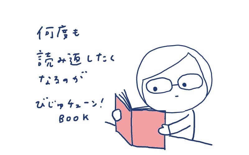 何度も読み返したくなるびじゅチューン!BOOK