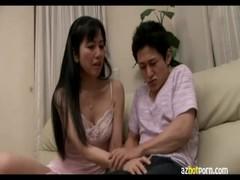 義息を誘惑する四十路美熟女母のいけない関係動画