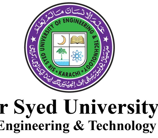 Sir Syed University Karachi Entry Test Result 2021