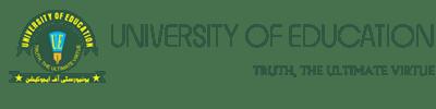 University of Education Merit List 2018