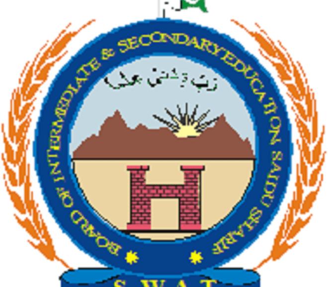 BISE Swat HSSC Part i & Part ii Supplementary Exam Date Sheet 2021