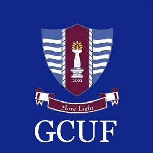 GCUF 2nd Merit List 2021 Check Online