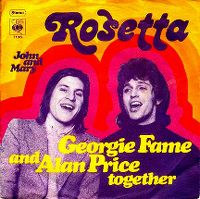 George Fame and Alan Price - Rosetta