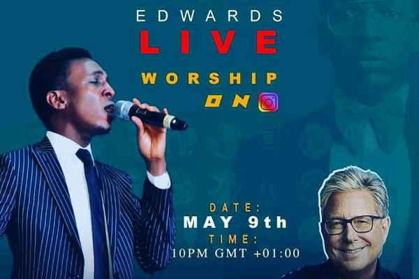 Live Worship Concert with Frank Edwards