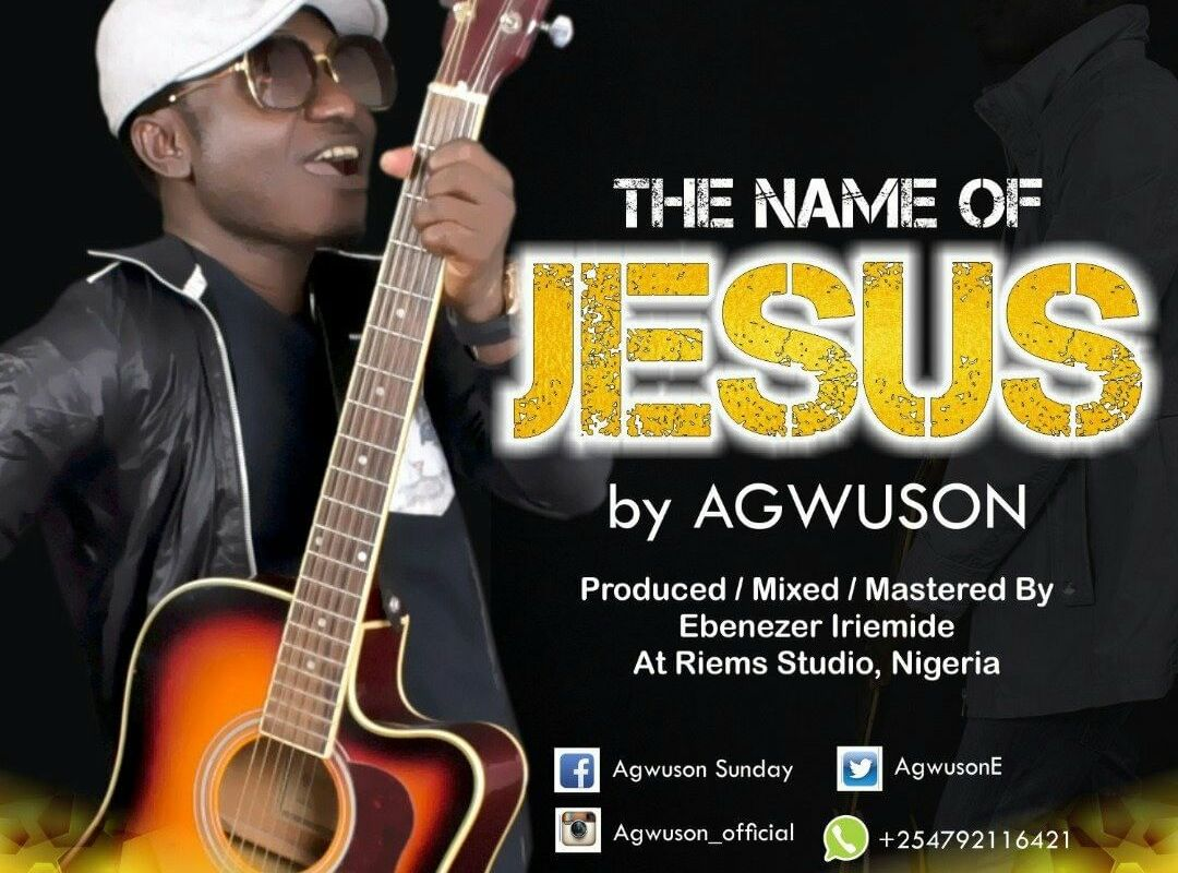 The Name of Jesus by Agwuson
