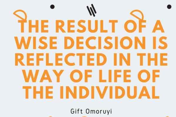 Grace word 2 - Wisdom by Gift Iyobosa