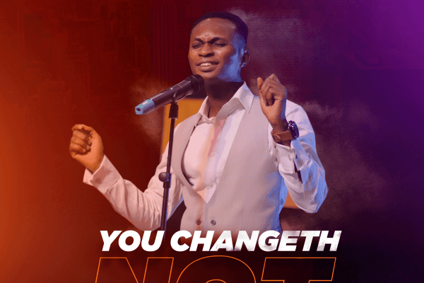 You Changeth Not by Ayotunde Olumide