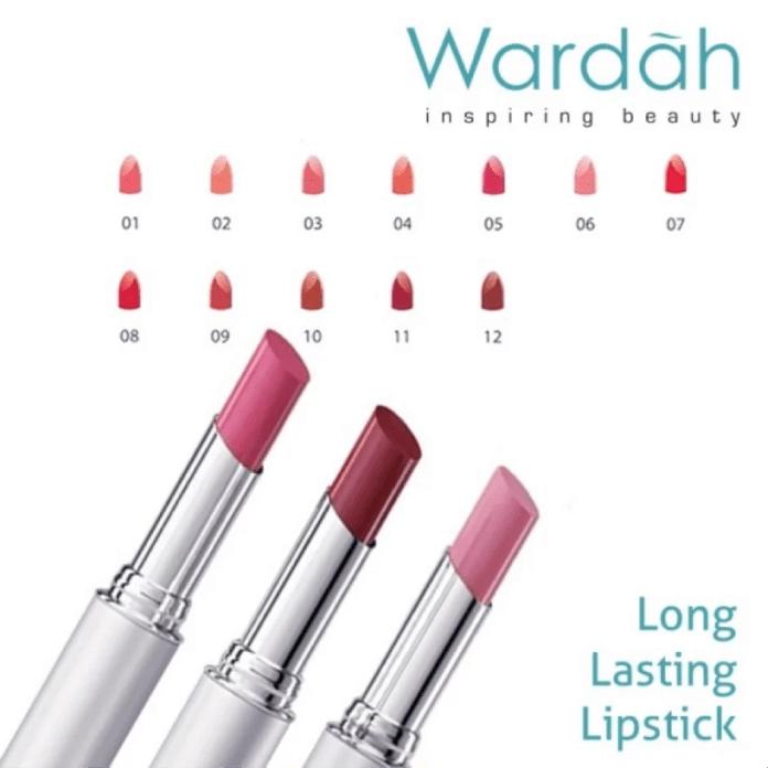(Lipstik Wardah Long Lasting - thehijab.info)