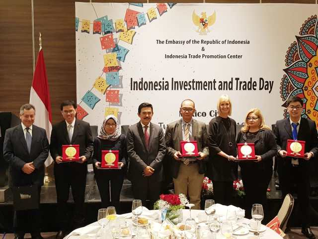 Indonesia Investment and Trade Day 2018, Mexico City