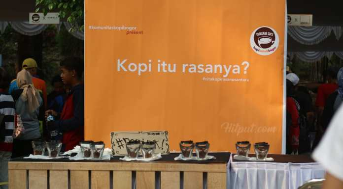 Event Thousand Cups Coffee 2018