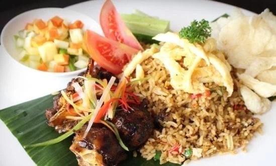 Nikmati Nasi Goreng Buntut dengan Sensasi Berbeda Ala Hotel Santika Premiere ICE BSD City