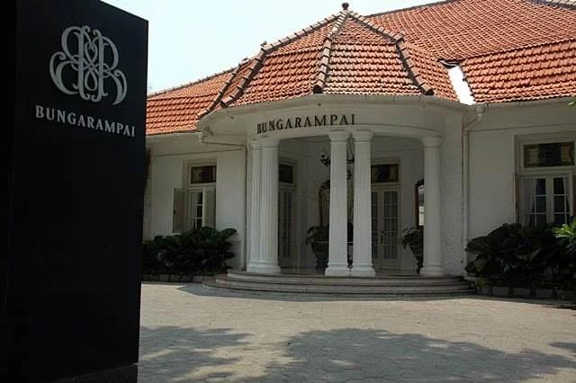 Restoran Bunga Rampai di Menteng Jakarta Pusat