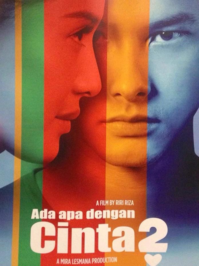 Poster Film AADC 2 - IMDB