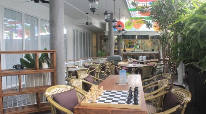 Teras Geulis Bar and Coffee