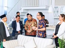 Ma'ruf Amin di Bali