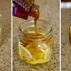 Мед и лимони за здраве