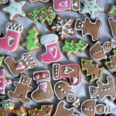 Меденки с Коледно настроение