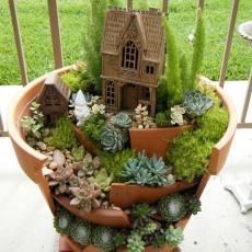Направи си сам мини градина