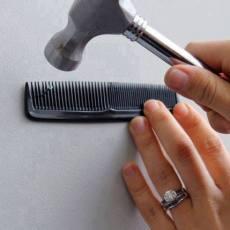 Как да забием пирон в стената