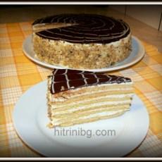 Медена торта - оригиналът!