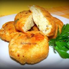 Картофени кюфтета - два варианта