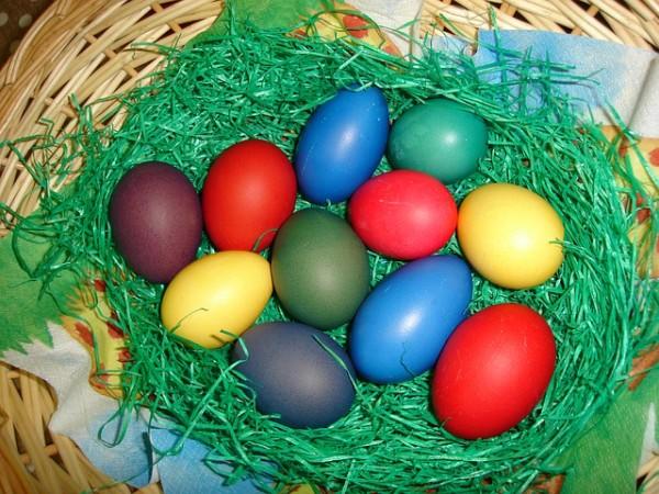 яйца за Великден