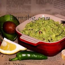 Гуакамоле - мексиканската разядка