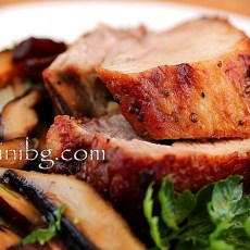 Свинско печено на фурна